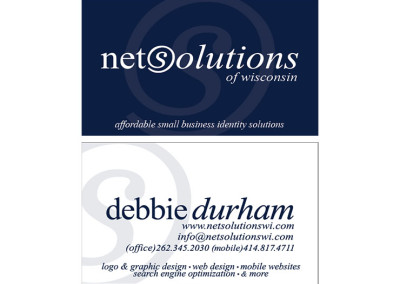 Web Design Logo & Business Cards