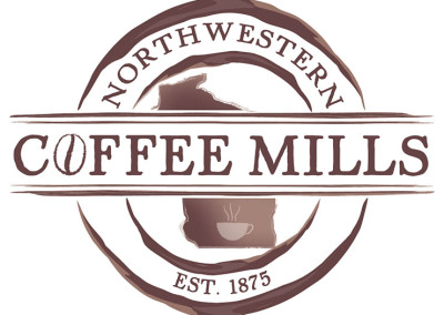 Northwestern Coffee Mills Logo